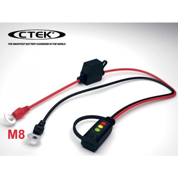 ctek-szemes-tolto-csatlakozo-led-kijelzovel-m8-b