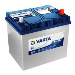 Varta Blue Dynamic EFB 12V 65Ah 650A Jobb+ ázsiai autó akkumulátor