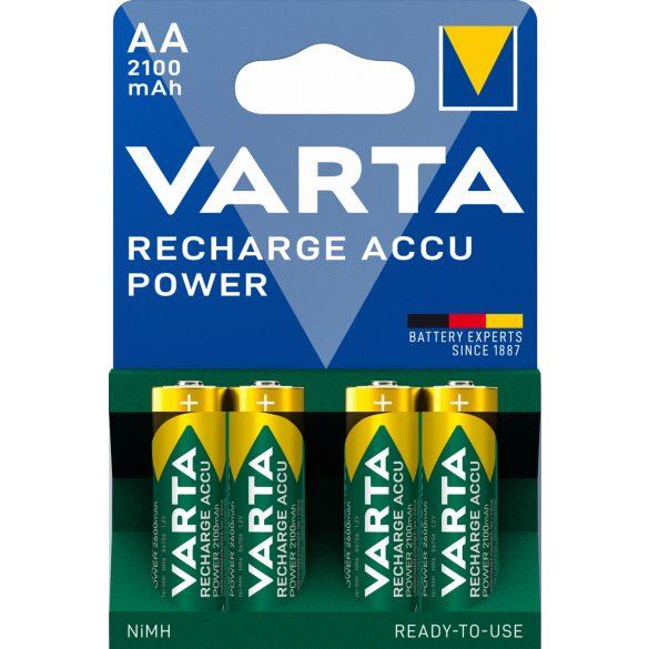 varta-longlife-Recharge Accu -aa-2100mah