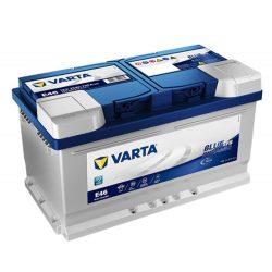 Varta Blue Dynamic EFB 12V 75Ah 730A Jobb+ autó akkumulátor