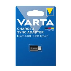 Varta-Charge-and-Sync-adapter-Micro-USB-USB-C-kabe