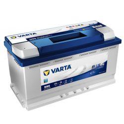 Varta Blue Dynamic EFB 12V 95Ah 850A Jobb+ autó akkumulátor