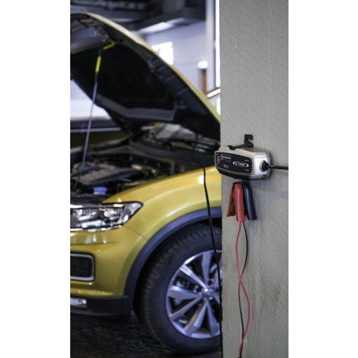 CTEK MXS 5.0 akkumulátor töltő