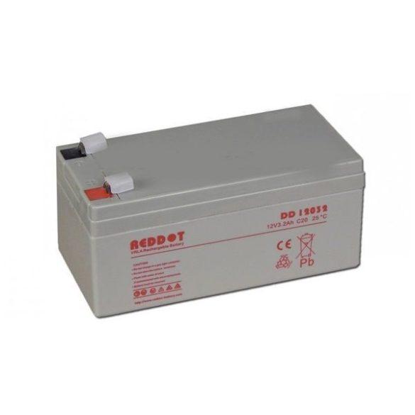 reddot-12v-3-2ah-zseles-akkumulator