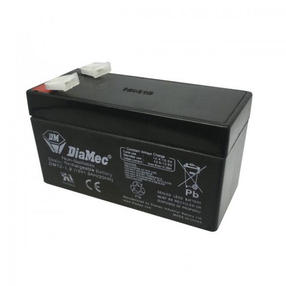 diamec-6v-1-3ah-zseles-akkumulator
