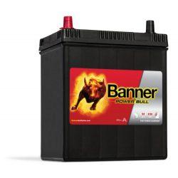Banner Power Bull P4027 40Ah / 330A bal pozitív akkumulátor