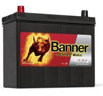 Banner Power Bull P4524 bal pozitív 45Ah / 390A akkumulátor