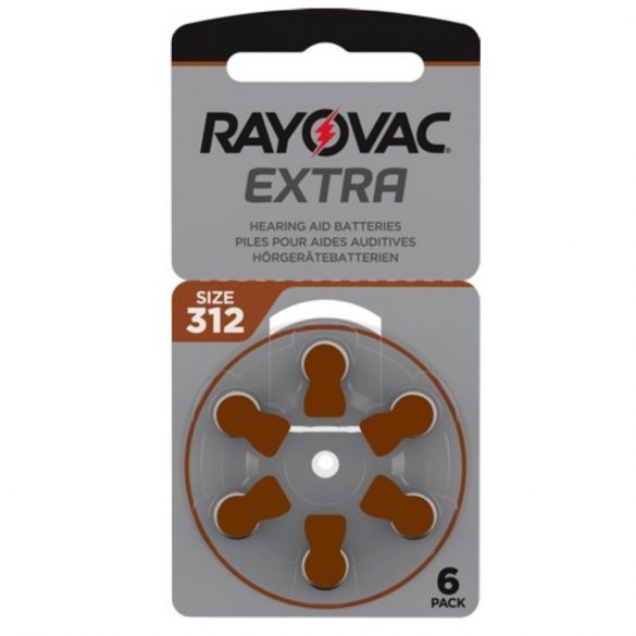 rayovac-v312-hallokeszulek-elem
