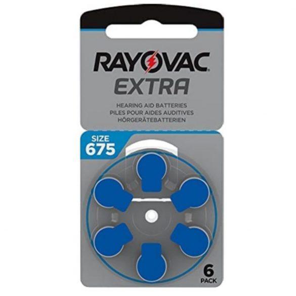 rayovac-v675-hallokeszulek-elem