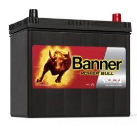 Banner Power Bull autóakkumulátor