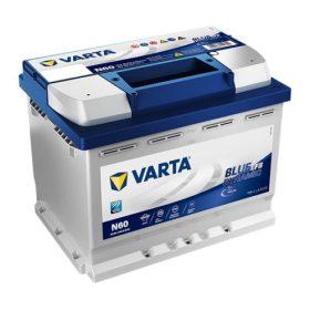 Blue Dynamic EFB autó akkumulátor