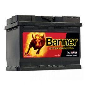 Banner Starting Bull autóakkumulátor
