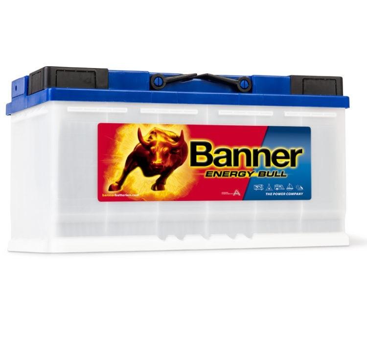 Banner Energy Bull 95751 meghajtó / munka akkumulátor 100Ah / 75Ah